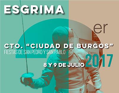 Cto. Esgrima Ciudad de Burgos