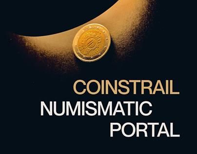 Coinstrail — Website concept