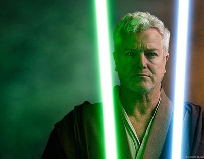 Jedi Portraits