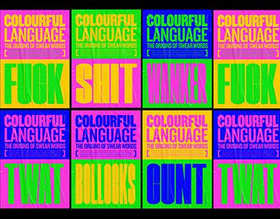 Colourful Language