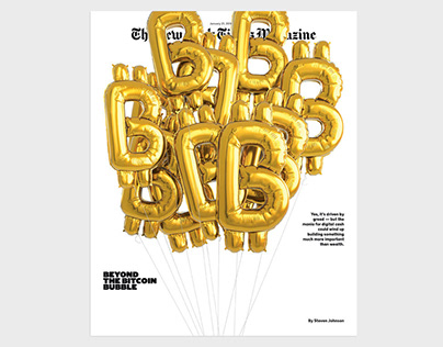The New York Times Magazine - Beyond The Bitcoin Bubble
