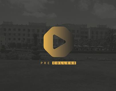 Pre college logo