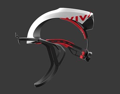 VIVI, surgical helmet