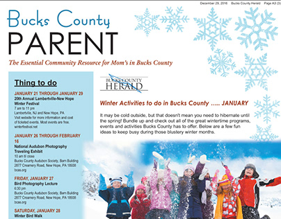 Bucks County Parent