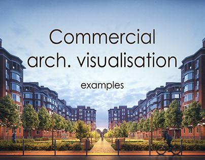 Commercial arch.vis