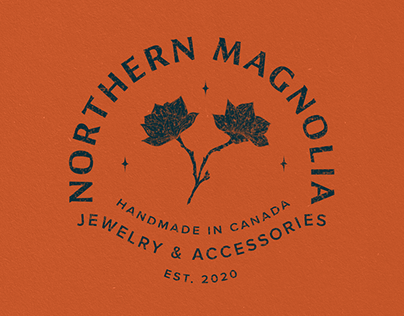 Nothern Magnolia Jewelry Logo