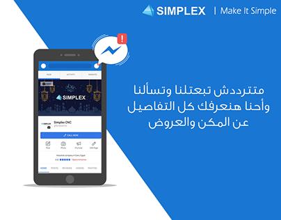 FB Posts for Simplex