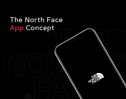 The North Face App Concept