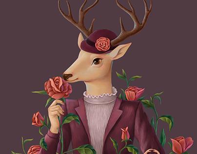 Miss deer