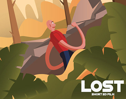 LOST - 2D Short Film