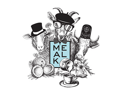 MEALK | Advertising project
