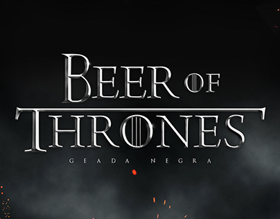 Beer of Thrones Geada Negra