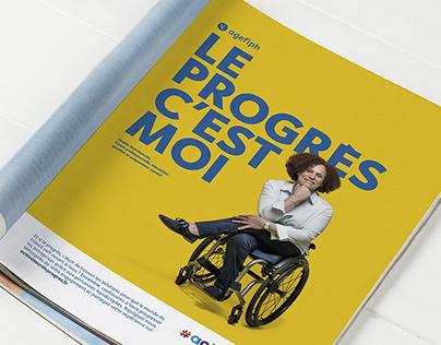 AGEFIPH Emploi & handicap