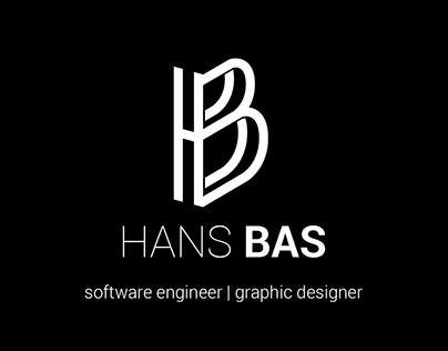 Hans Bas Personal Logo