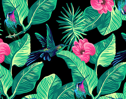 Tropical Patterns SS18