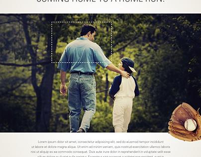 LRMC Trauma Center Concept Ads