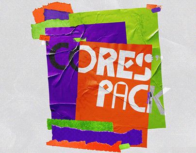 "Free ""CORES"" Pack"