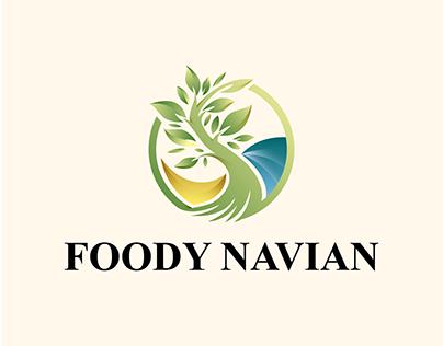 Foody Navian Logo