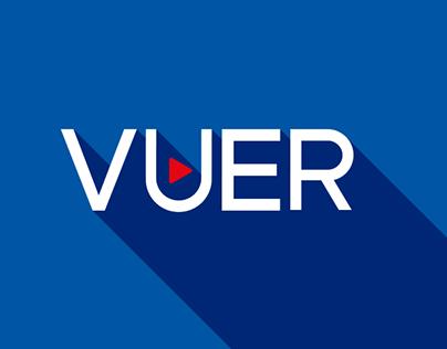 VUER Branding - National Express