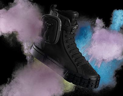 Prada Sneakers.
