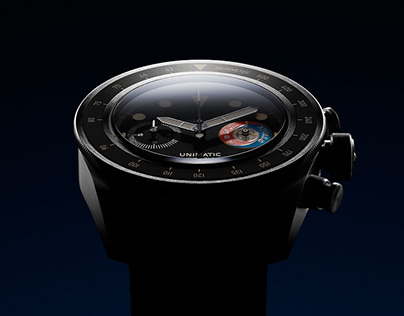 Unimatic Watches - U3-AS