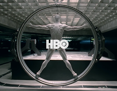 HBO: WESTWORLD - LAUNCH CAMPAIGN ELEMENTS