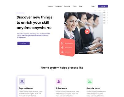 Product design webapp