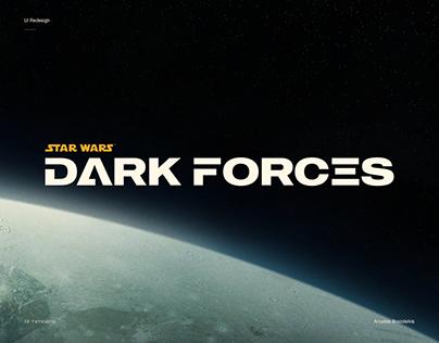 UI Redesign - Star Wars: Dark Forces