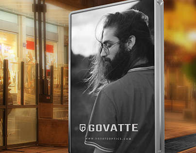 Govatte Identity design