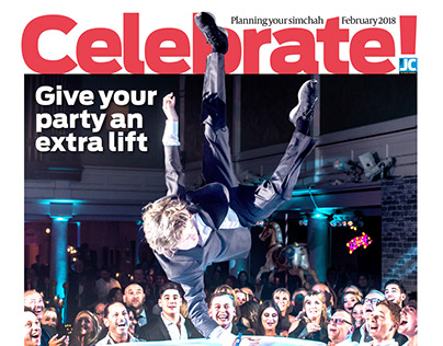 Celebrate magazine & New Homes and Interiors magazine