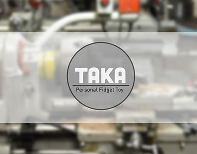 TAKA Fidget Toy