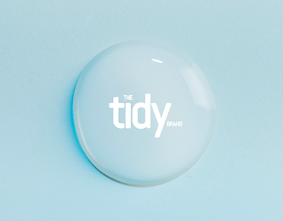 The Tidy Brand - Branding & Packaging