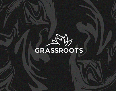 Grassroots Cannabis Company Brand Identity & Packaging