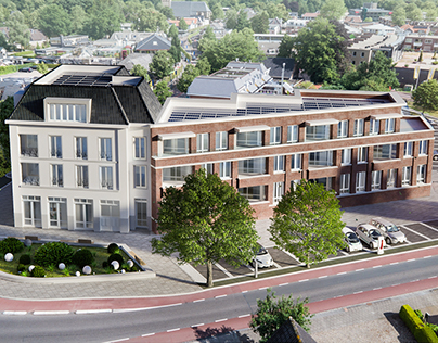 New apartments in Netherlands