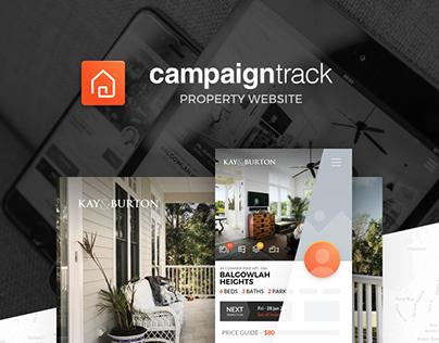 Ui Ux - Property website for real estate agent