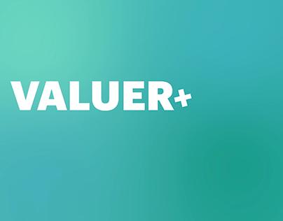 Valuer.ai Identity (Animation)