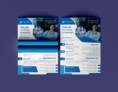 Medical and Clinic Flyer