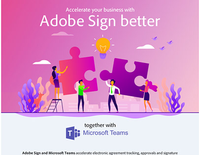 Adobe Sign x Microsoft Teams