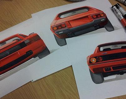 Ferraris in Marker (2015)