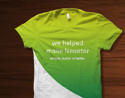 Neustar Workday T-shirt Promo