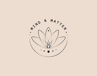 Mind & Matter Logo + Website Design