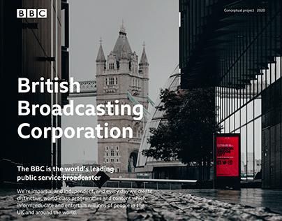 BBC Conceptual project