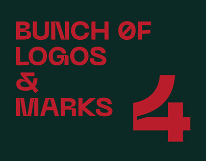 Logos & Marks pt. 4