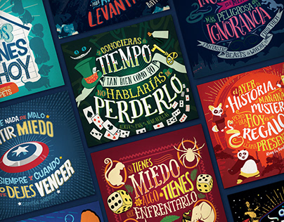 Calendario Cine Colombia