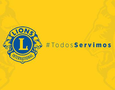 Club de Leones - #TodosServimos