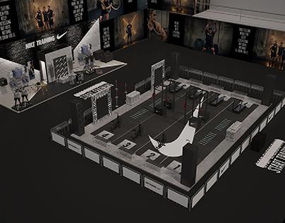 Dubai Fitness Championship 2018(DFC) x NIKE (approved)