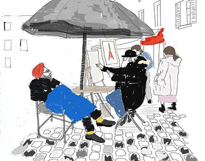 Montmartre - Art Life