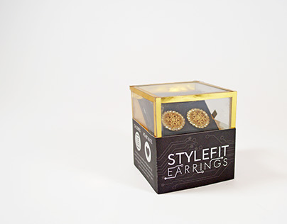 StyleFit Earrings | Package Design & Marketing Campaign