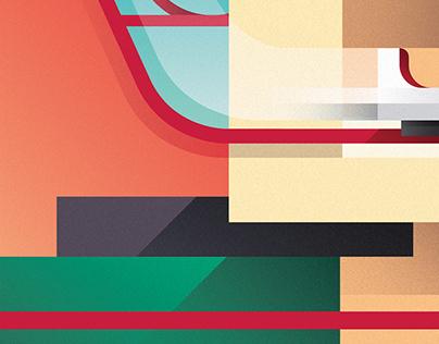 Various Illustrations 2014/2015