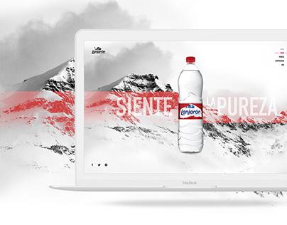 Lanjarón Website